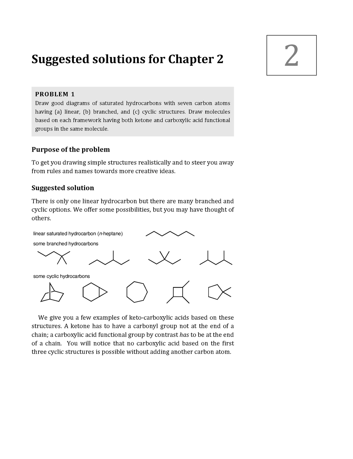 Book solution