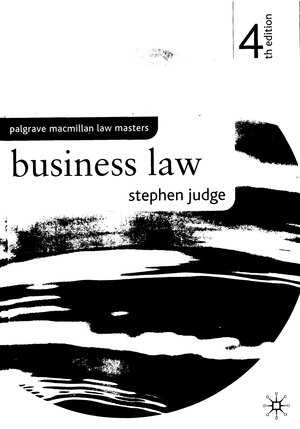 1c17a770a9be01 Business law (book) - GI0270  European Contract law - StuDocu