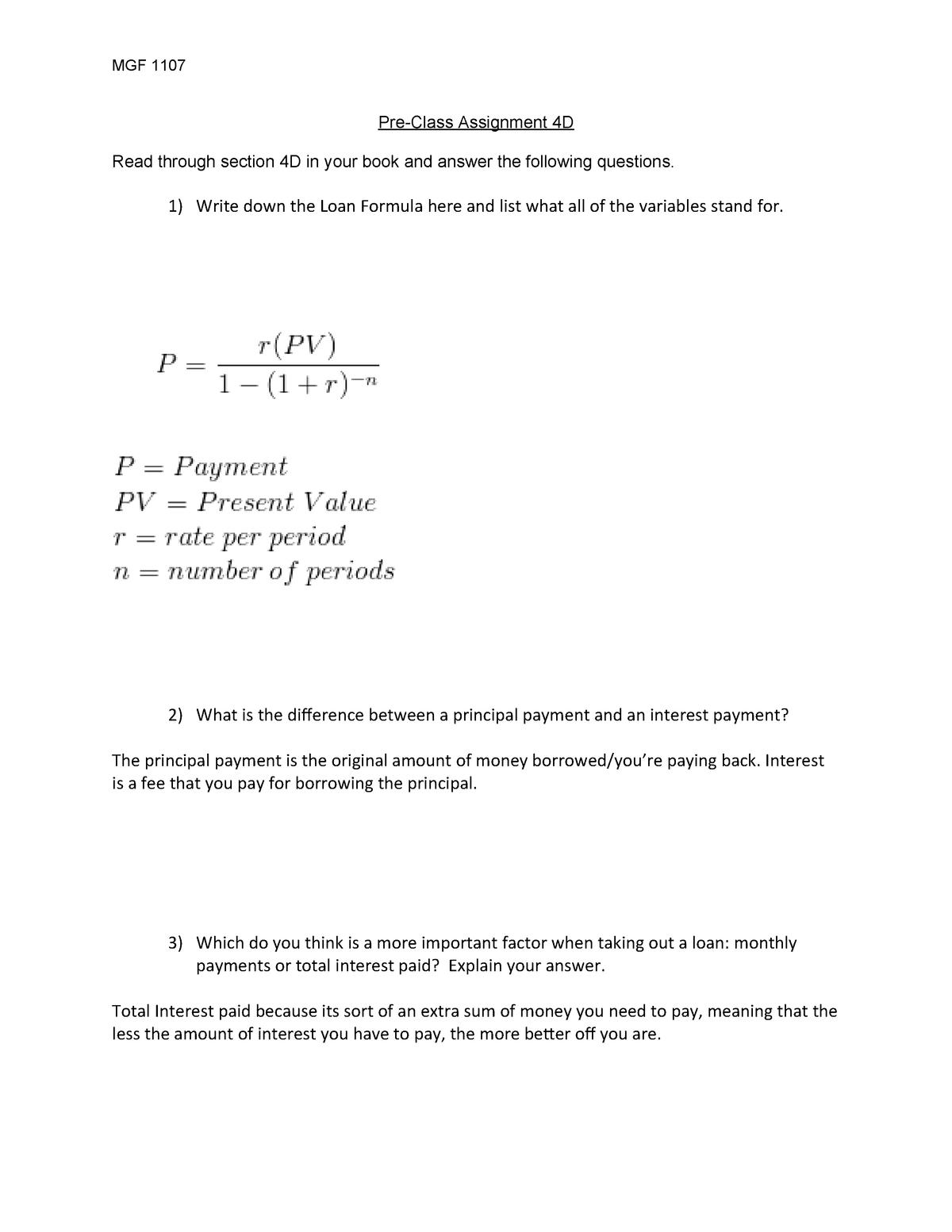 Examen 2018 - MAA 1107: Social Choice Math - StuDocu