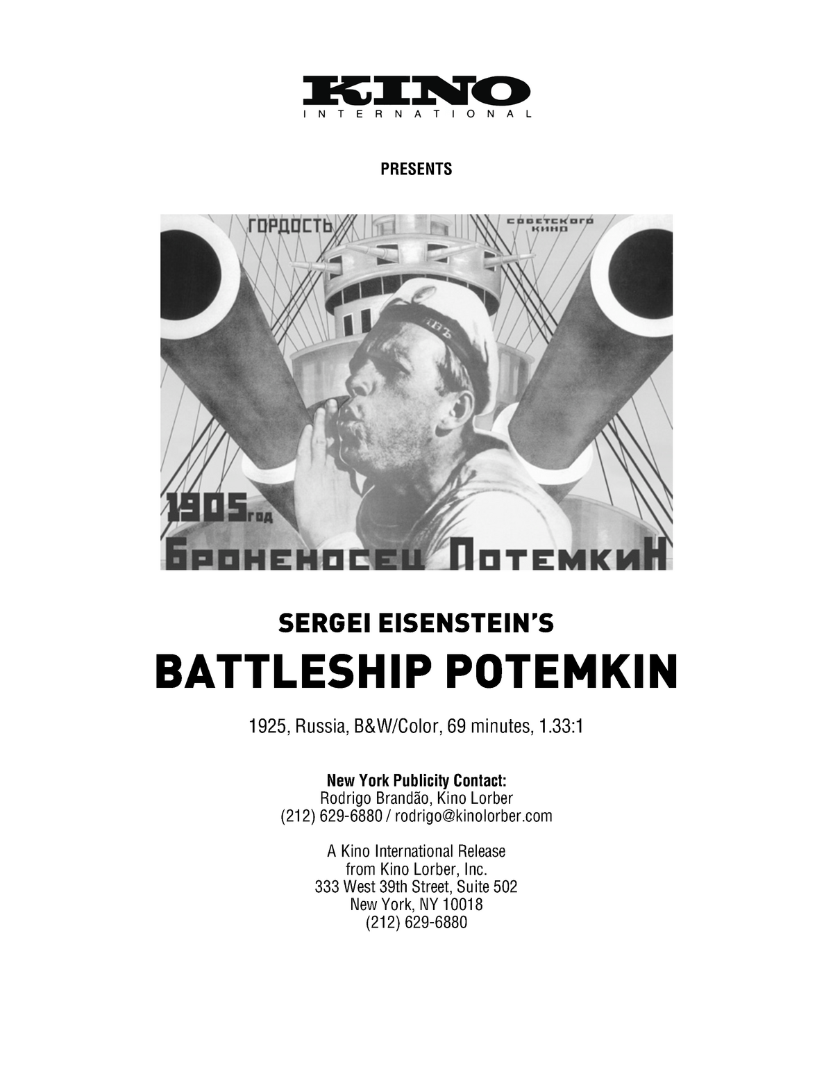 Sammendrag The Battleship Potemkin 16 Aug 2017 - StuDocu