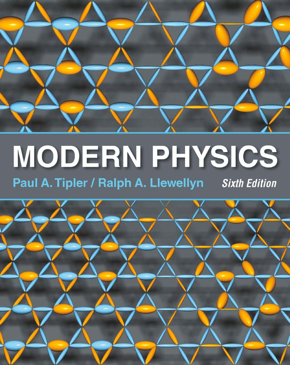 Modern Physics Paul A - PY 3301 - StuDocu