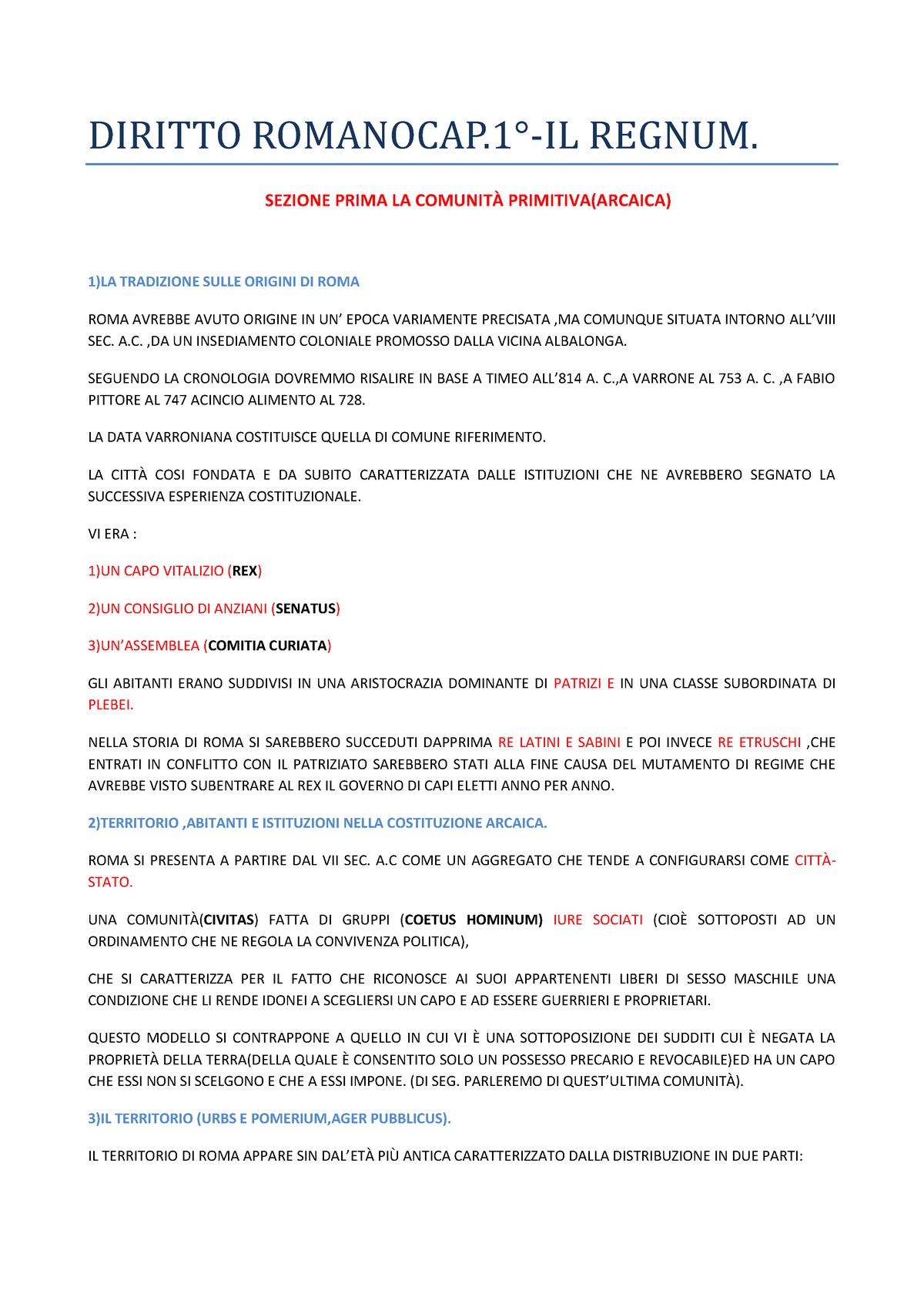 Riassunto Cerami Storia Del Romano Giurisprudenza Diritto Studocu 0OnkX8wP