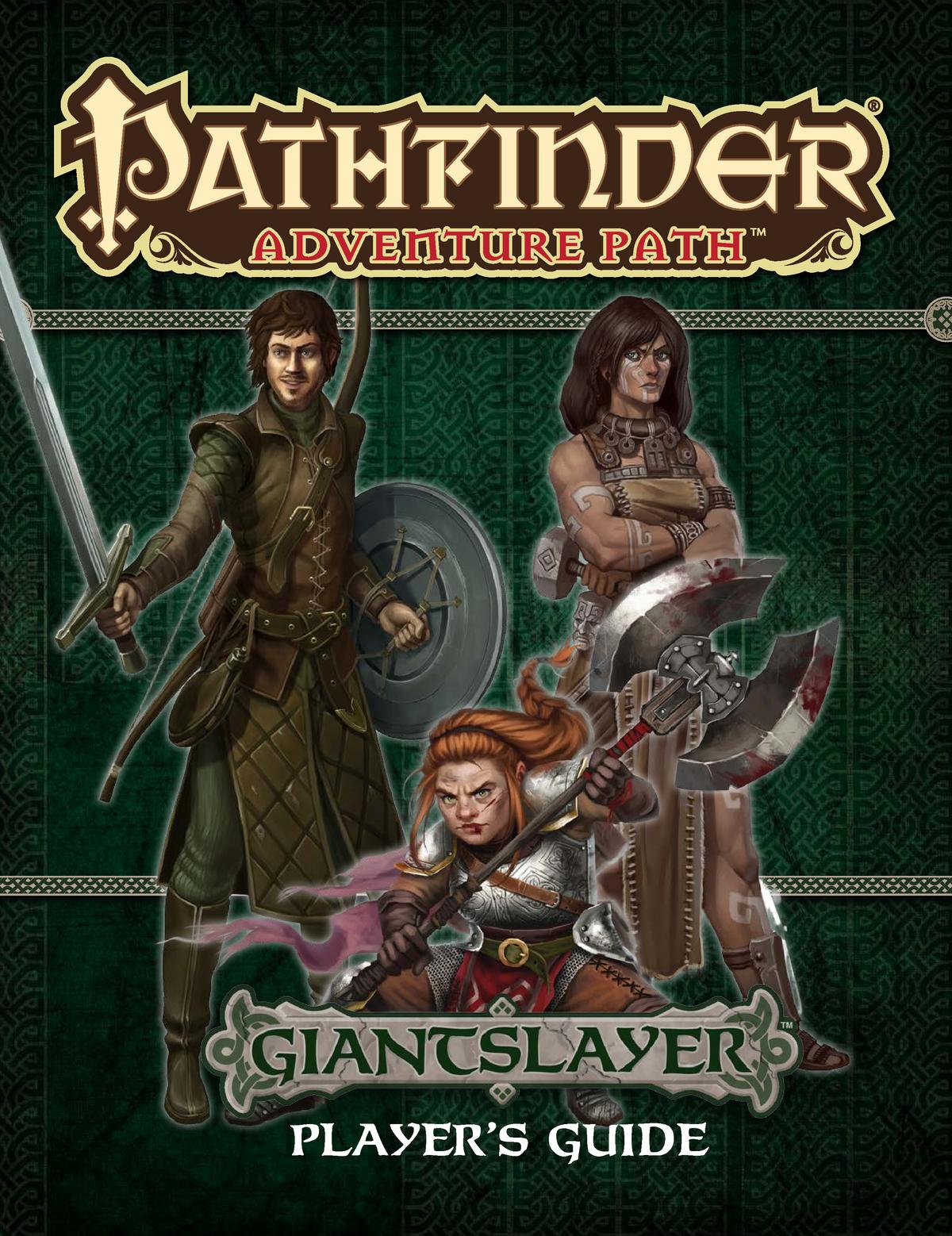 Giantslayer - Player's Guide - Electronica 2222 - StuDocu