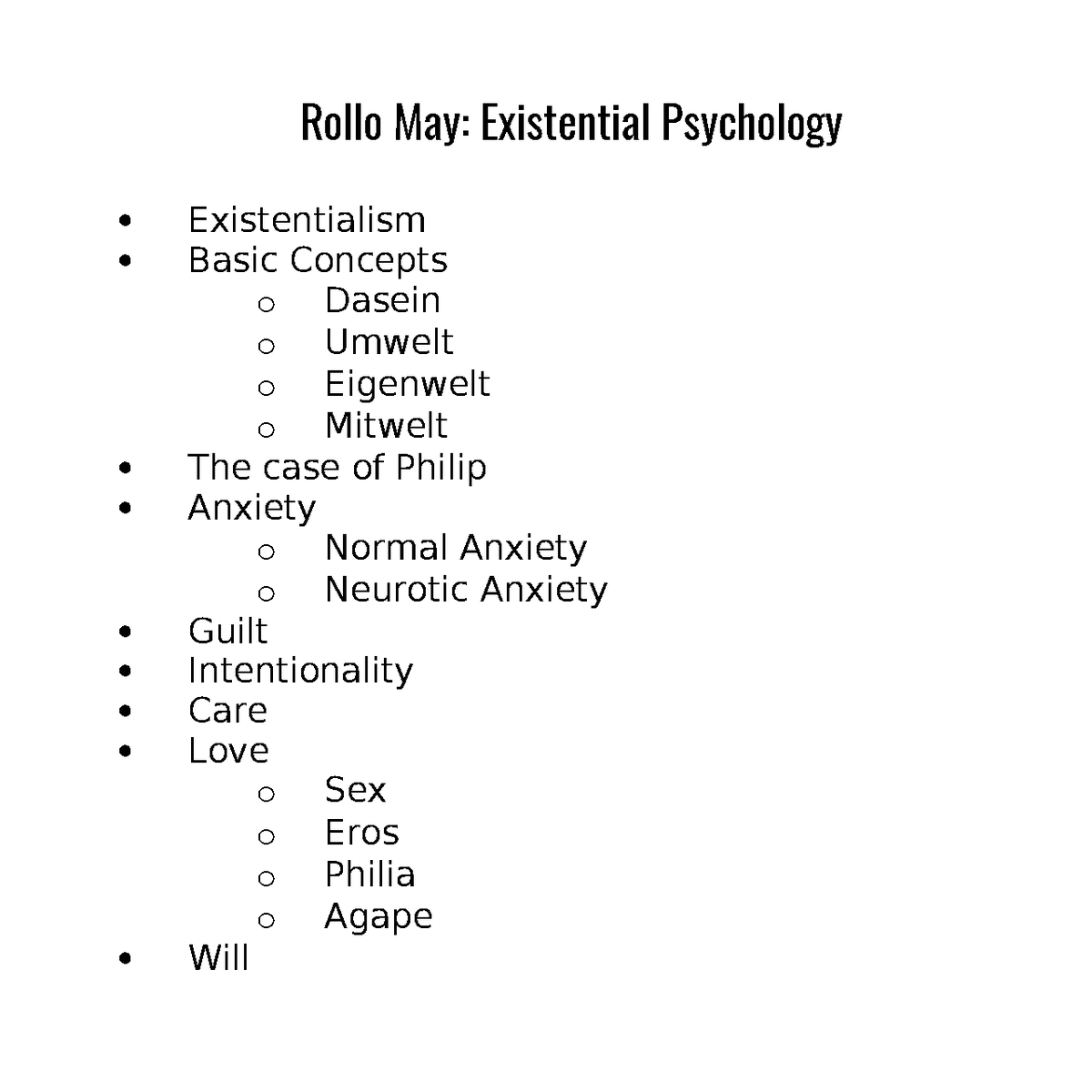 Theories on personality - Psychology - StuDocu