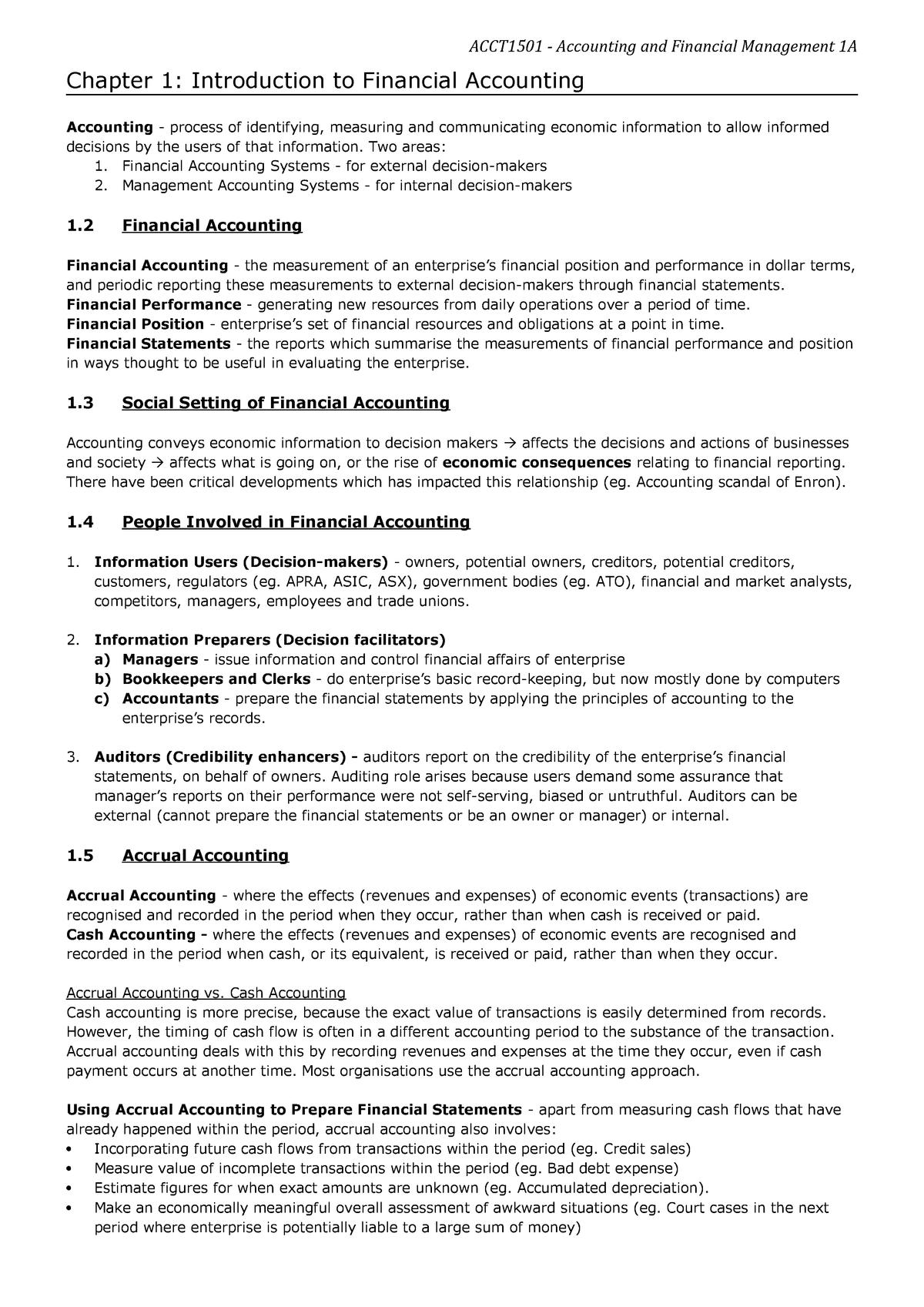 internal report writing