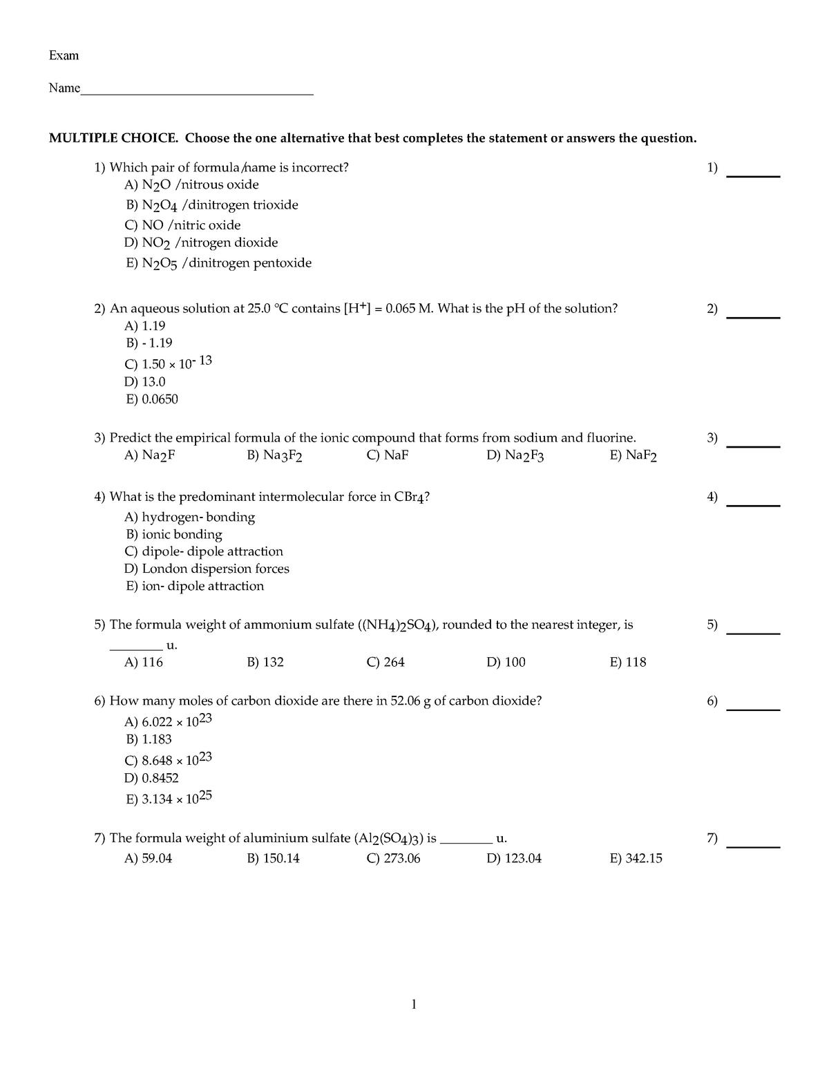 Exam 2011 - 033116 : Statistical Design and Analysis - StuDocu