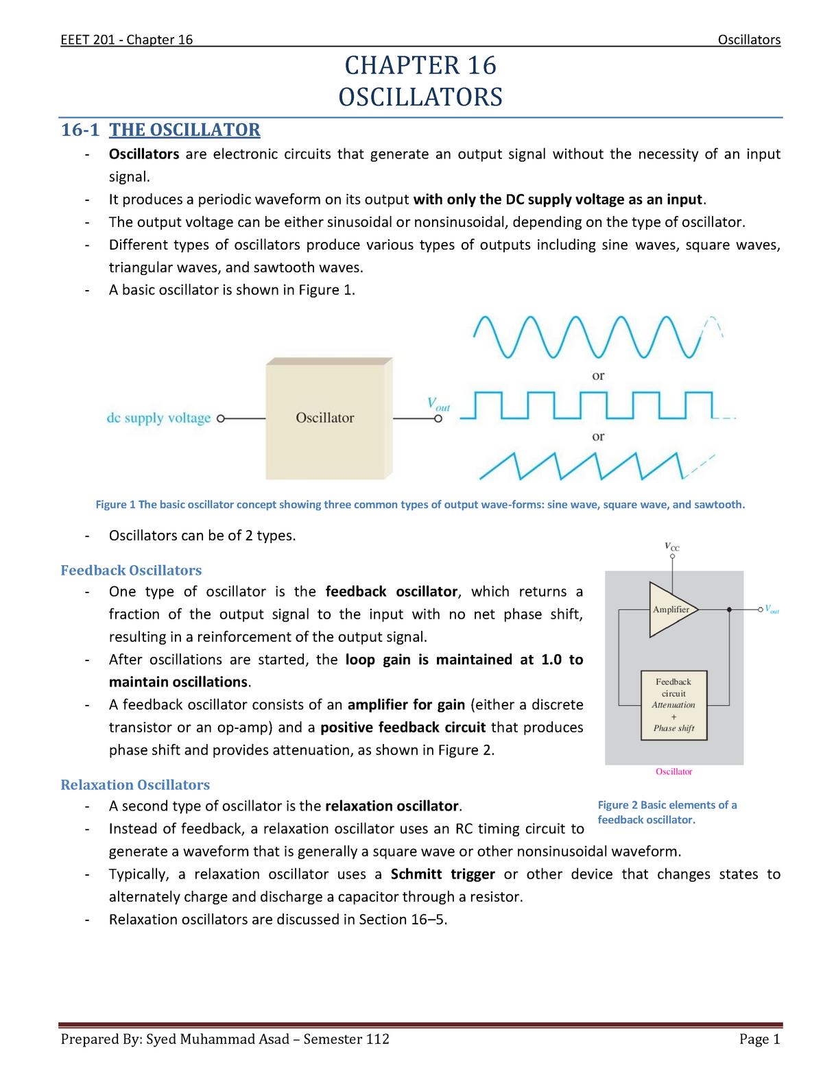 Sine Wave Oscillator Circuit Page 2 Oscillator Circuits Nextgr
