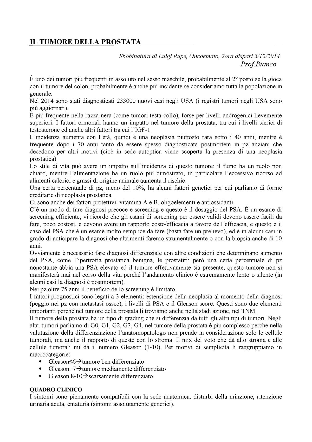 denosumab per carcinoma prostatico metastatico