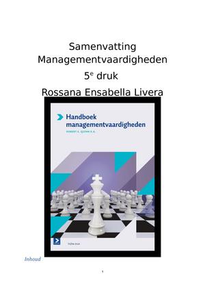 Handboek managementvaardigheden online dating