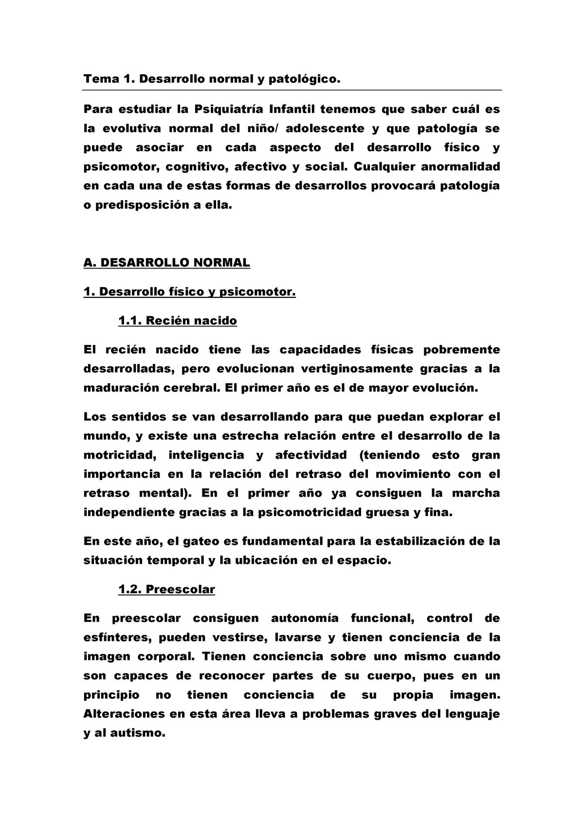 857325a63ce4 Psiquiatría Temario - 1720036: Psiquiatría - StuDocu