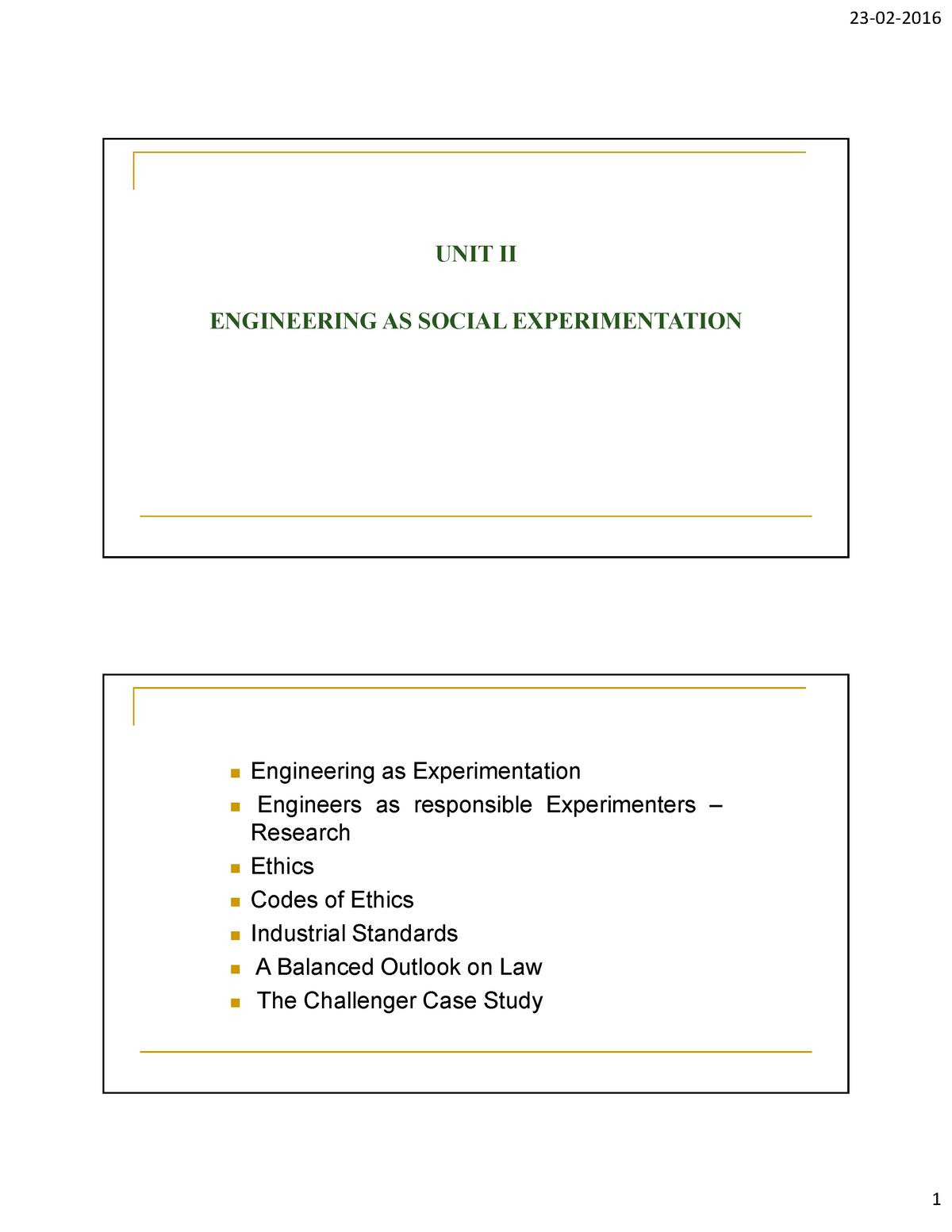 Understanding Industrial Experimentation
