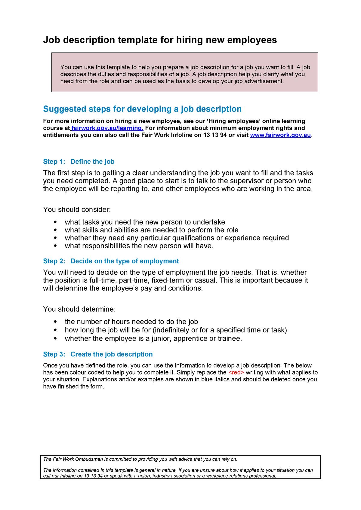 Position Description Template from d20ohkaloyme4g.cloudfront.net