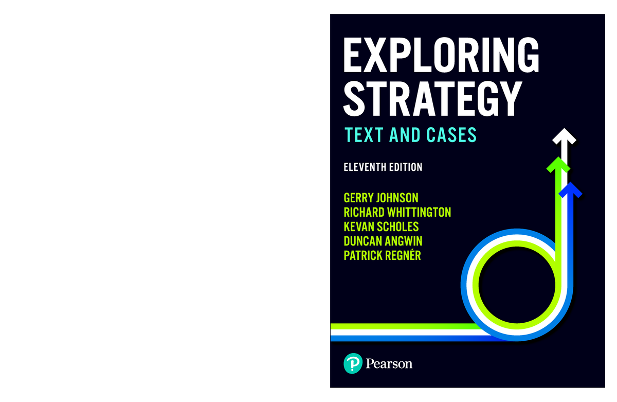 Exploring strategy text and cases 11th edition 2017 gerry johnson