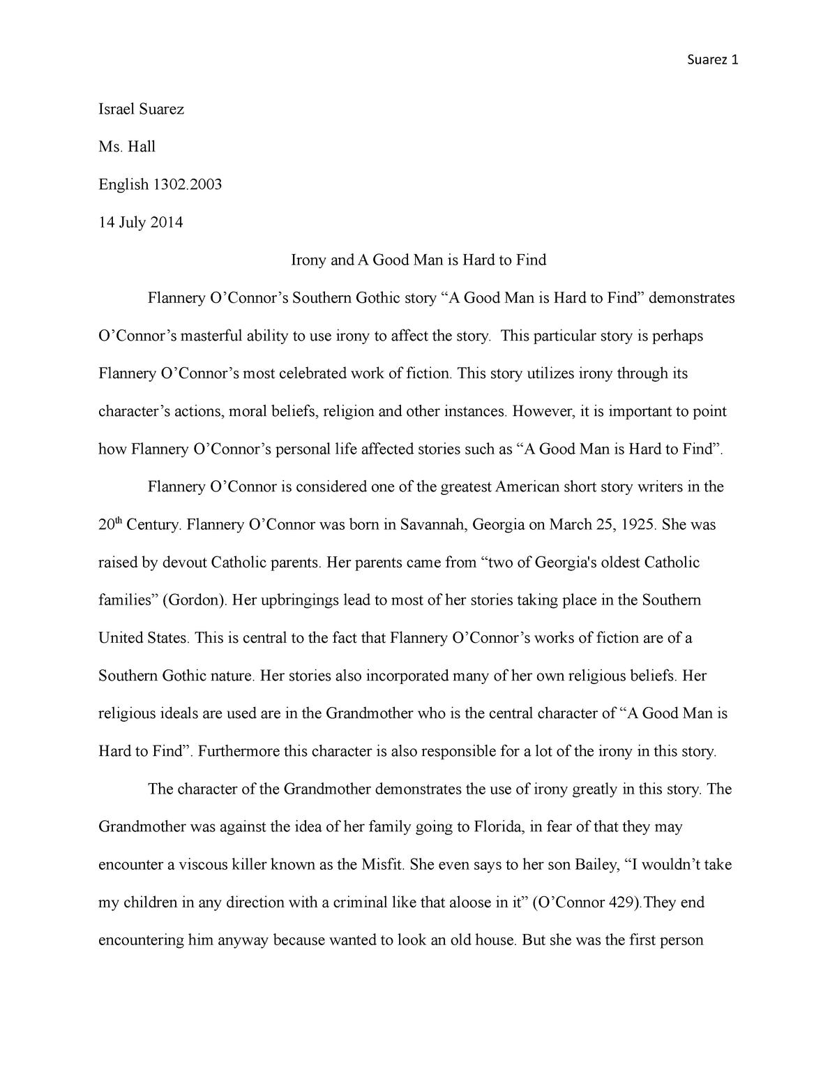 Comp 2 Research Paper - Grade: b - ENGL1302: Rhetoric