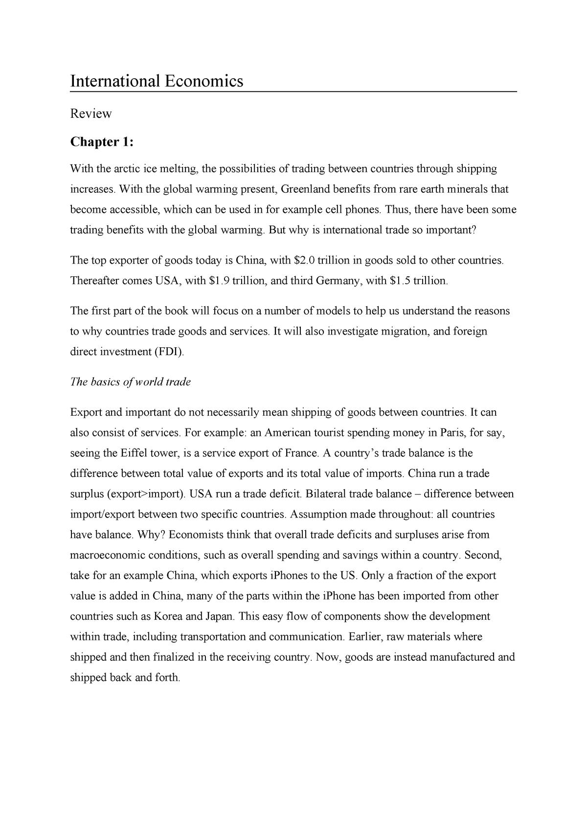 Sammanfattning EPN301 EPN301 04 Sep 2018 - StuDocu