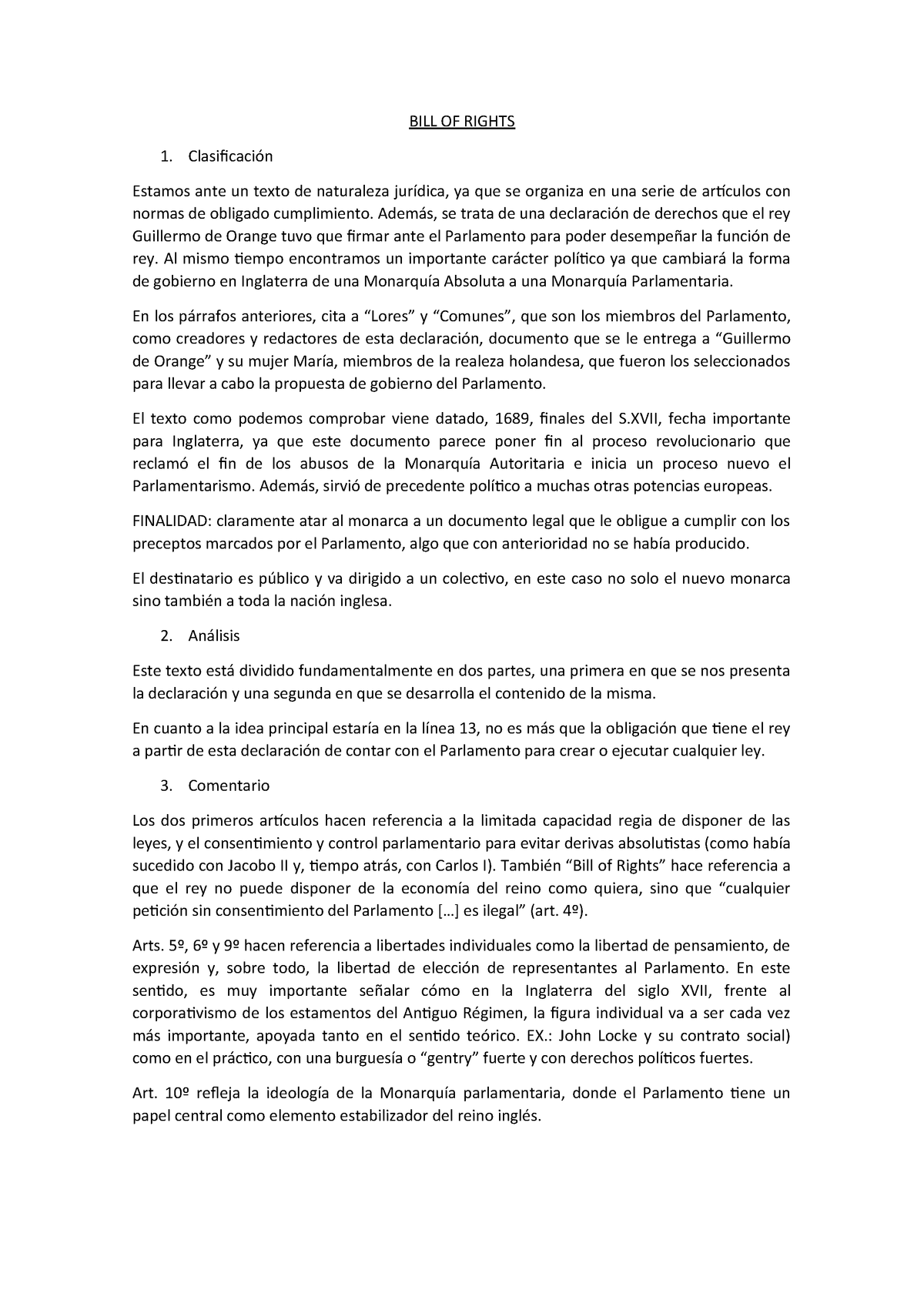 Documentos de citas ley inglesa
