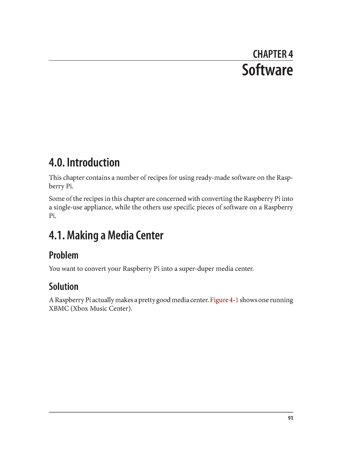 Chapter 04  Software - Lecture notes 4 - CEIS100