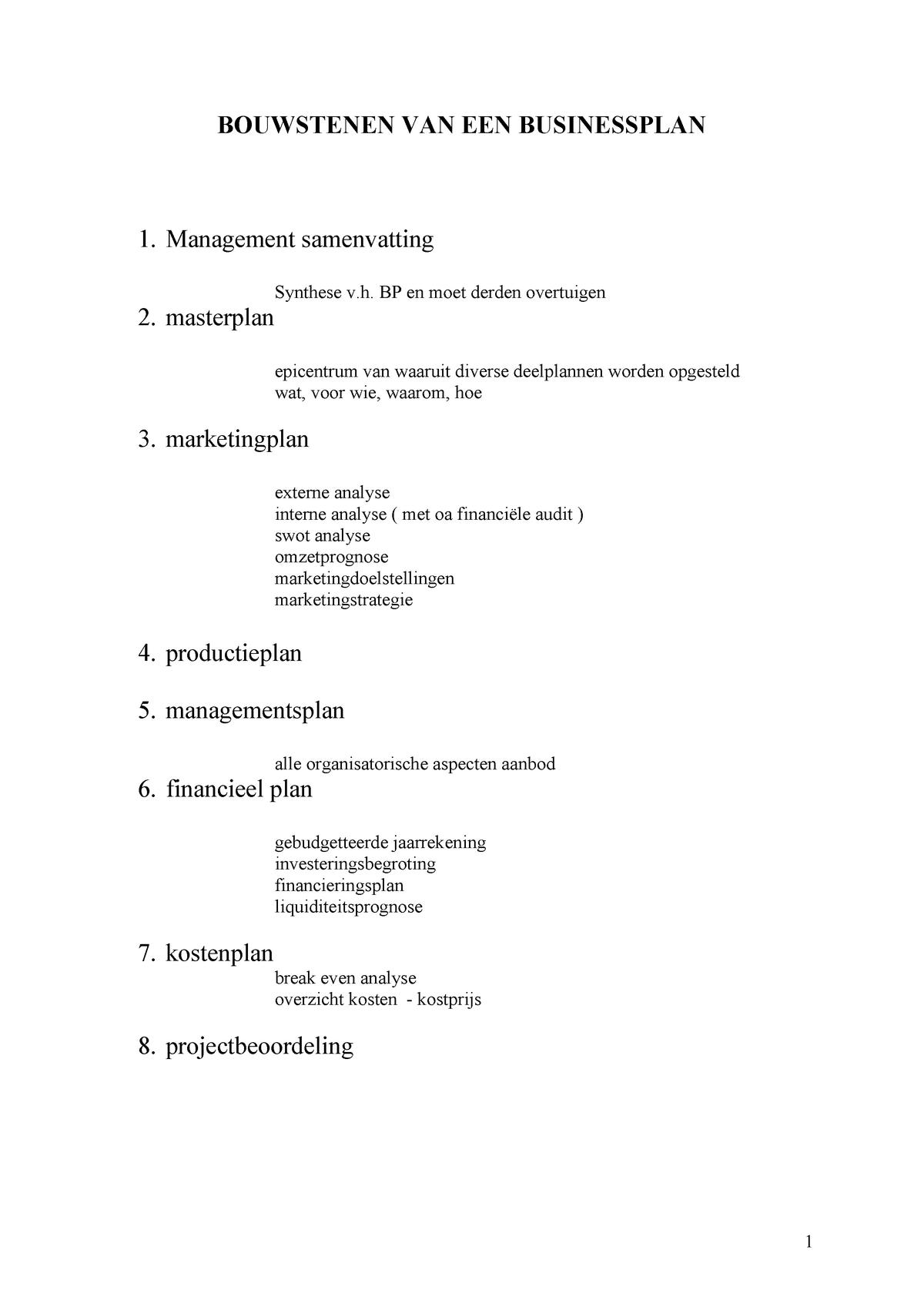 258420a887e755 Samenvatting - Inleiding budgettering - Cost accounting - StuDocu