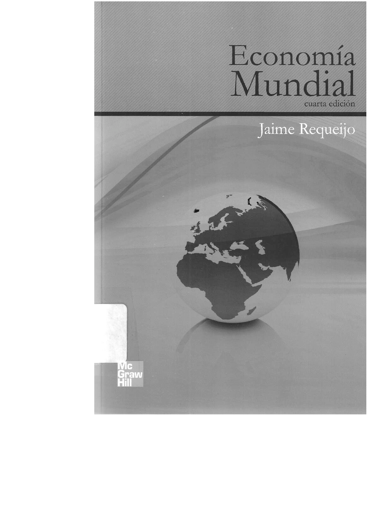 economia mundial jaime requeijo pdf gratis
