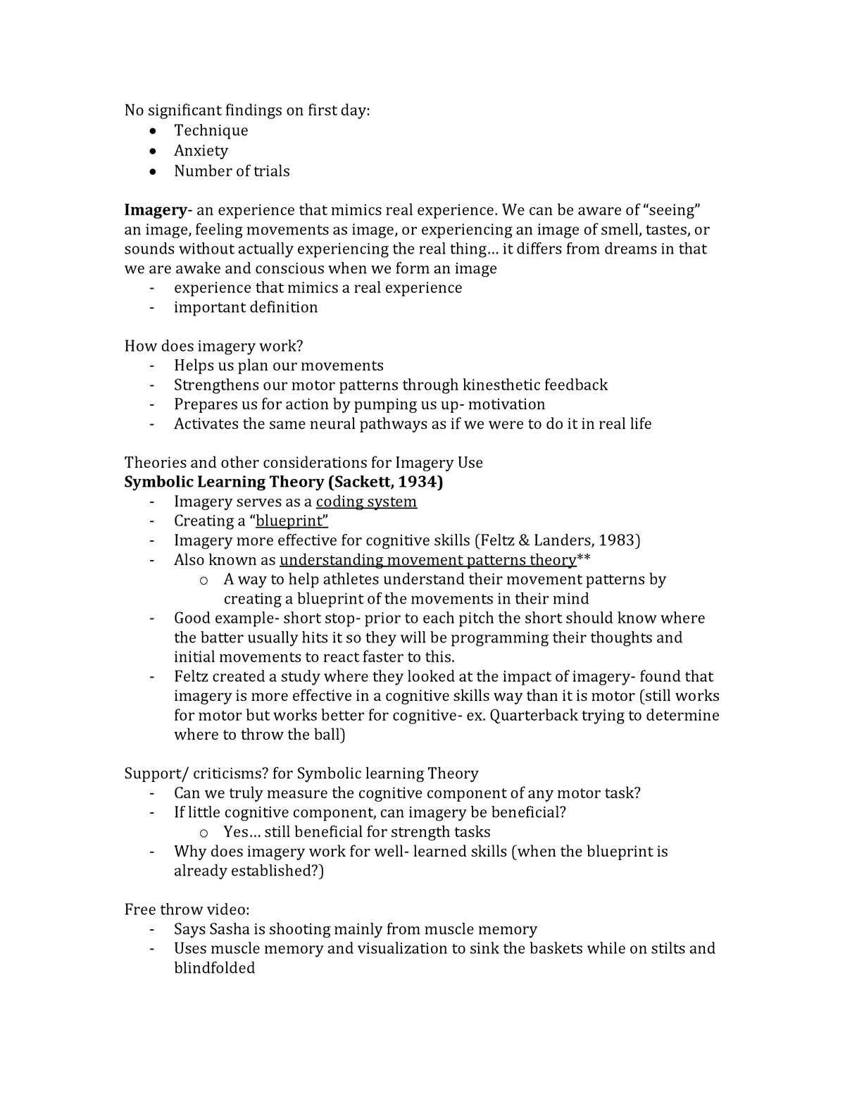 Lecture notes, all lectures - 95-303 - U of W - StuDocu