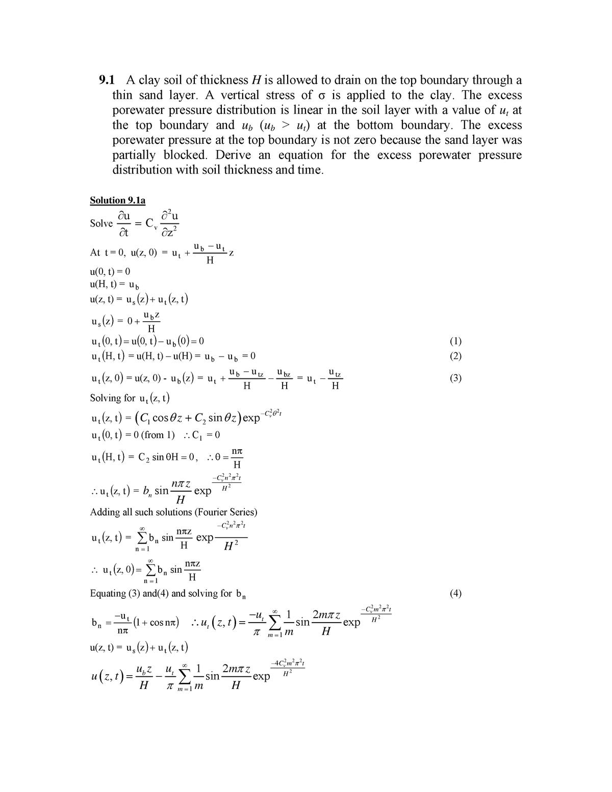 [Book] Budhu Soil Mechanics And Foundations Solutions Manual