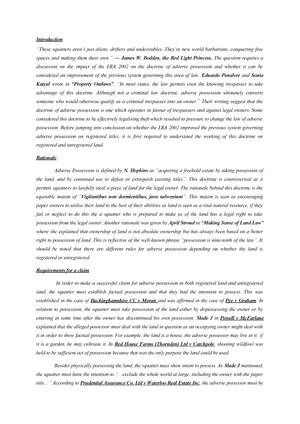 Land law essay help