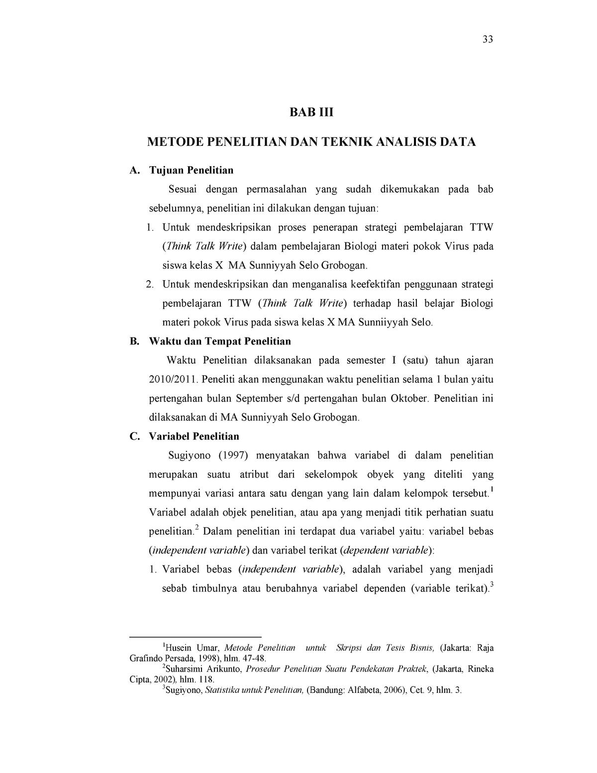 Teknik Analisis Data Matematika Ma1102 Studocu