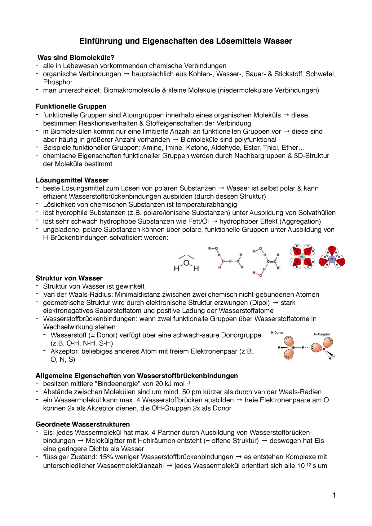 Biochemie Chemie Ude Studocu