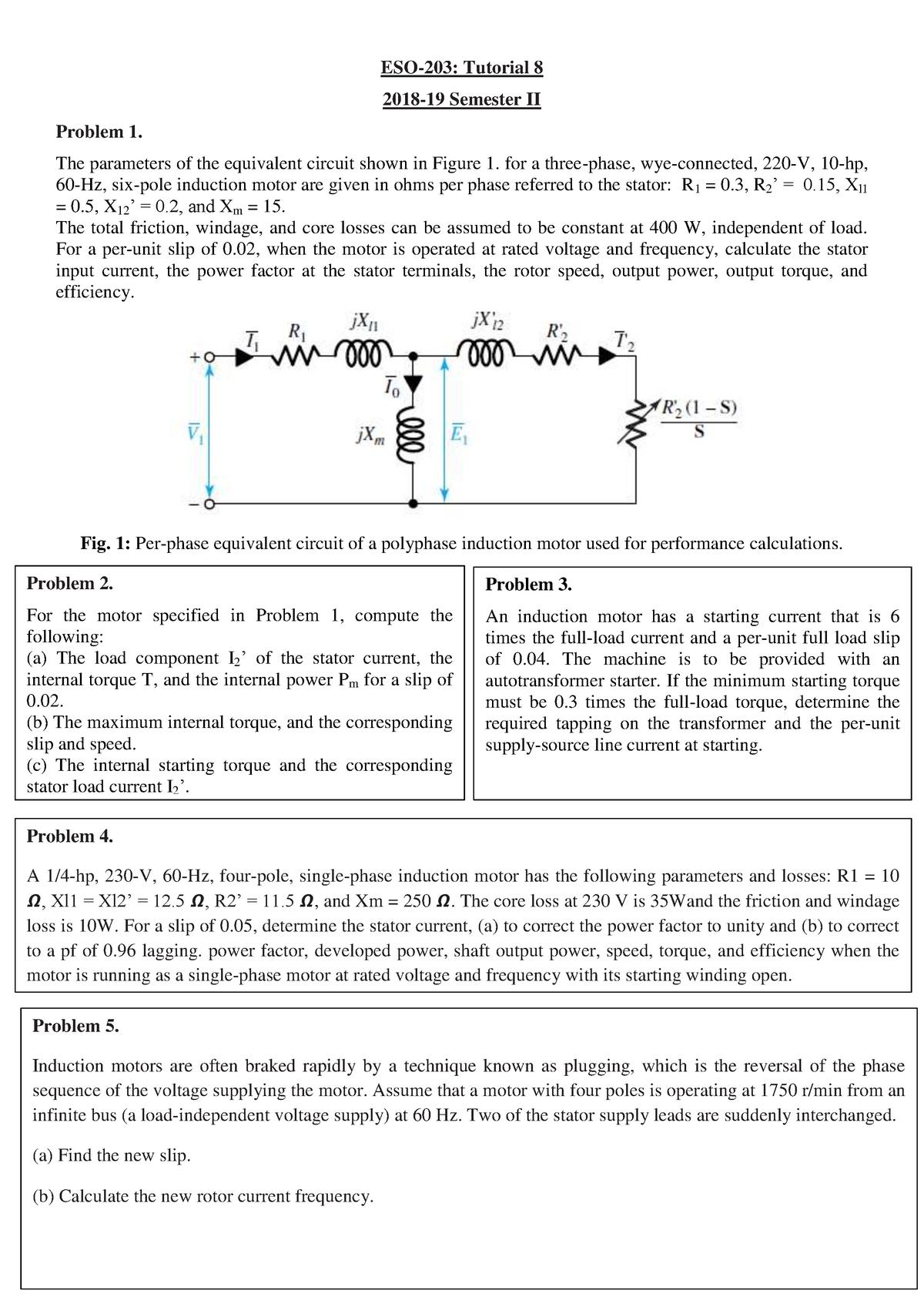 Tutorial-8-questions 22232 - EE210: Microelectronics I - StuDocu