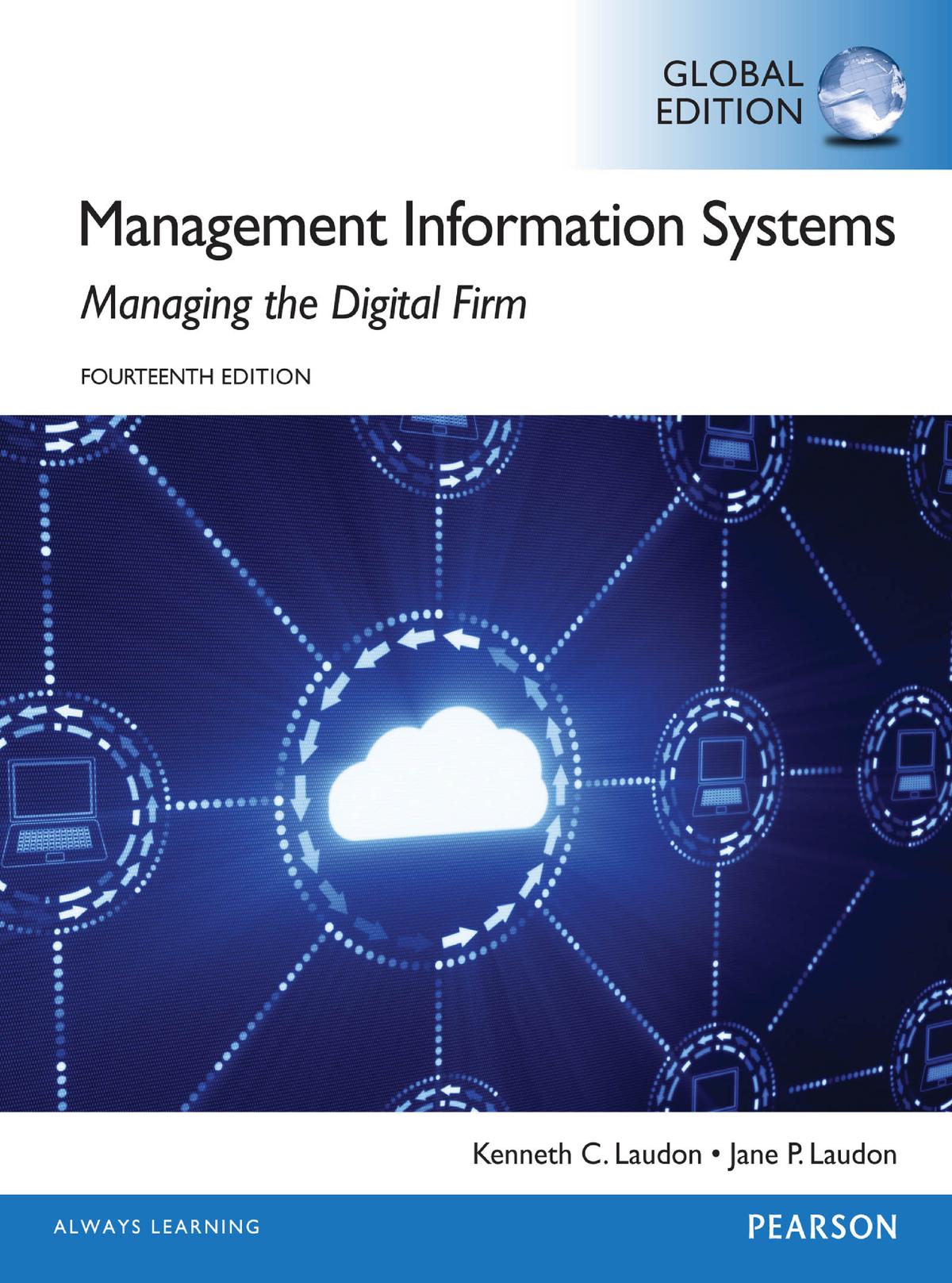 managing the digital firm - StuDocu