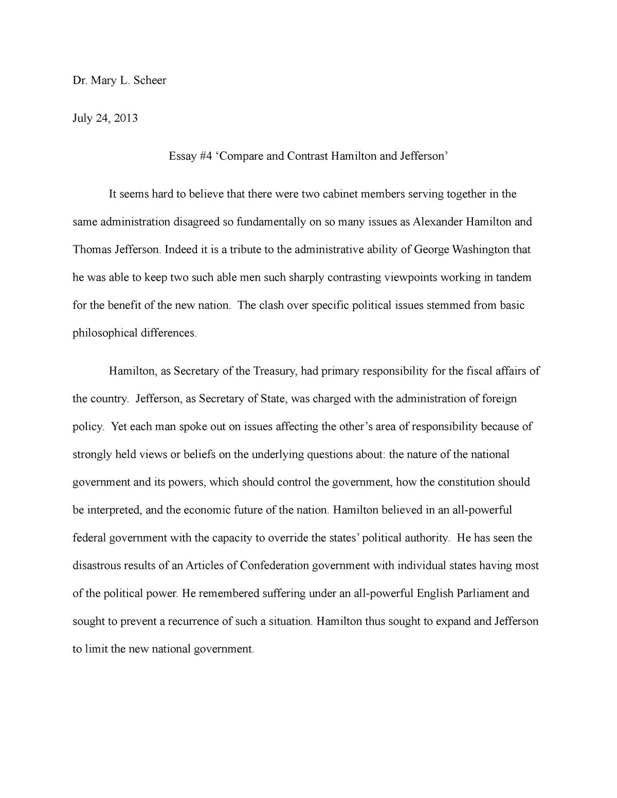 what is the purpose of government essay