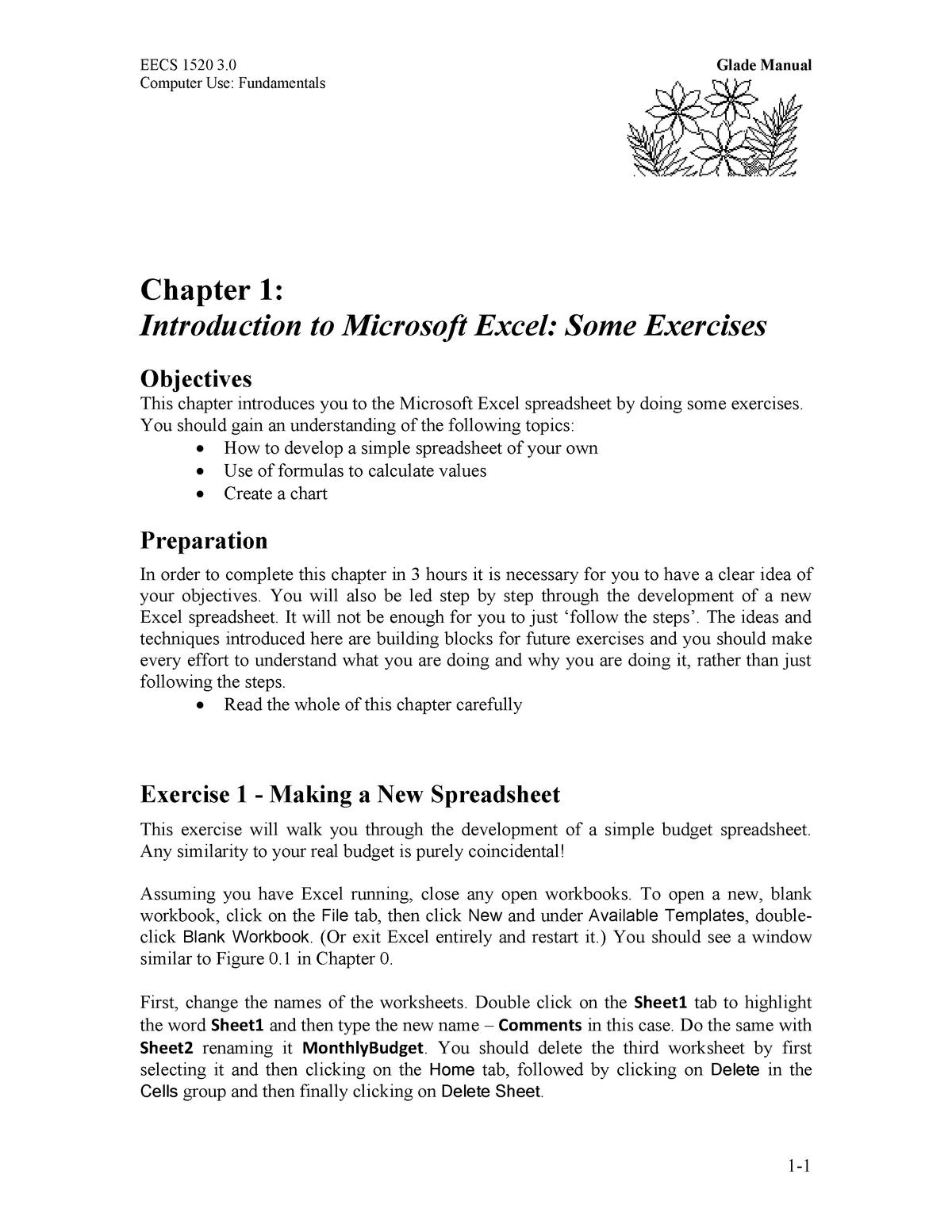 New Chapter 1 - EECS1520: Computer science - StuDocu