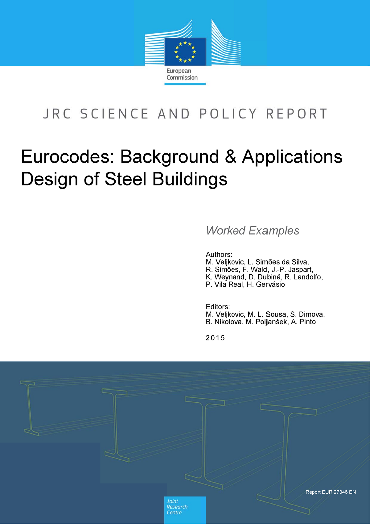JRC report Ch 3 Joint resistance - CIE4121: Steel Structures