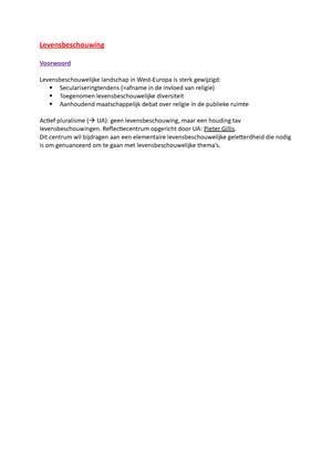 Summary 1001ualvbs 1001ualvbs 19 May 2018 Studocu