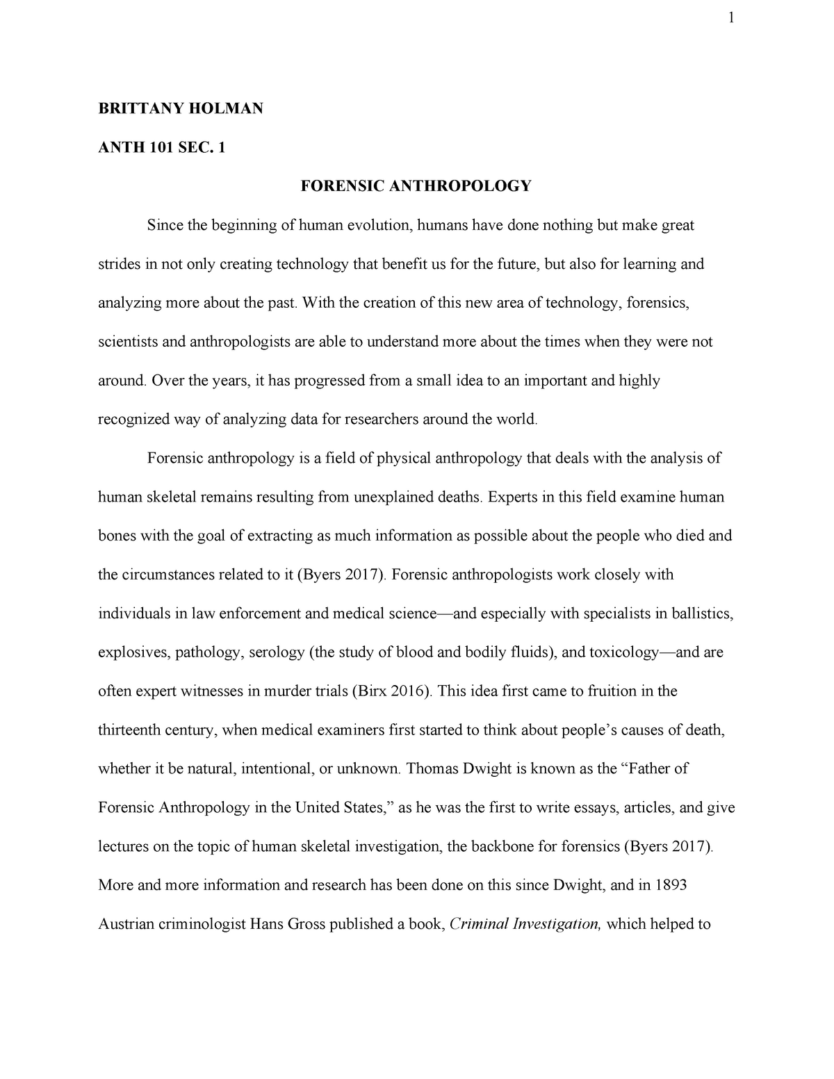 Help me write anthropology term paper critical essay of odyssey