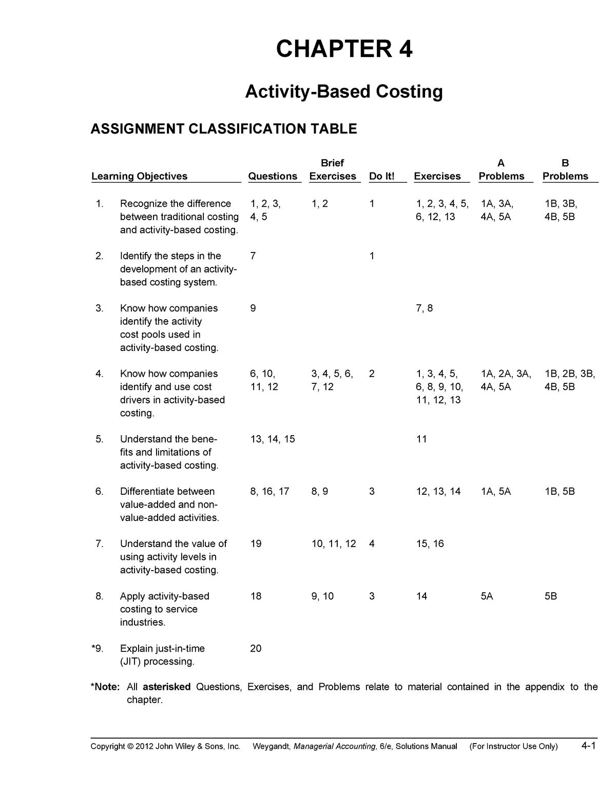 manual j table 4a