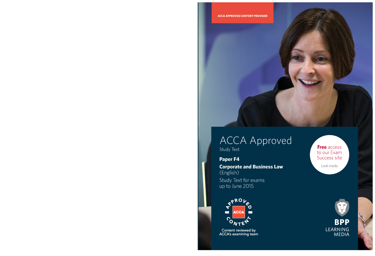 ACCA F4 - Corp and Business Law (ENG) ( PDFDrive com ) - LW-GLO