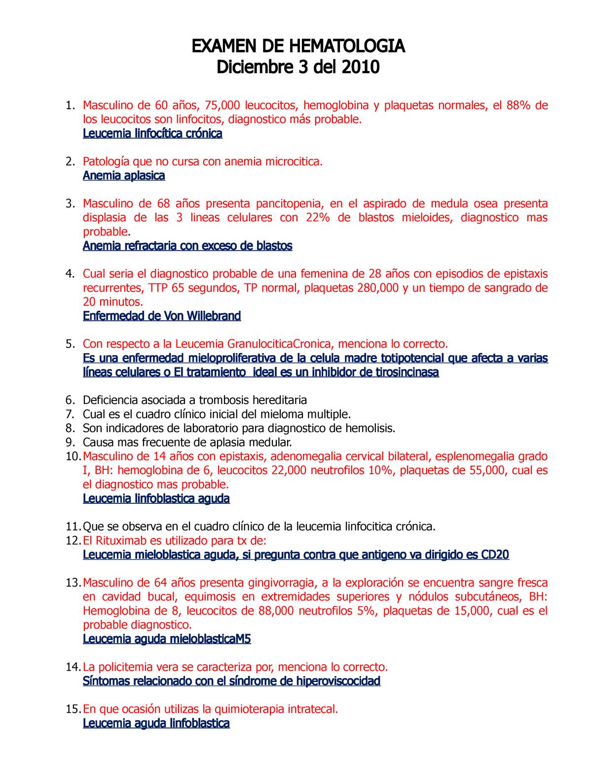 Examen 11 Septiembre 2015 Studocu
