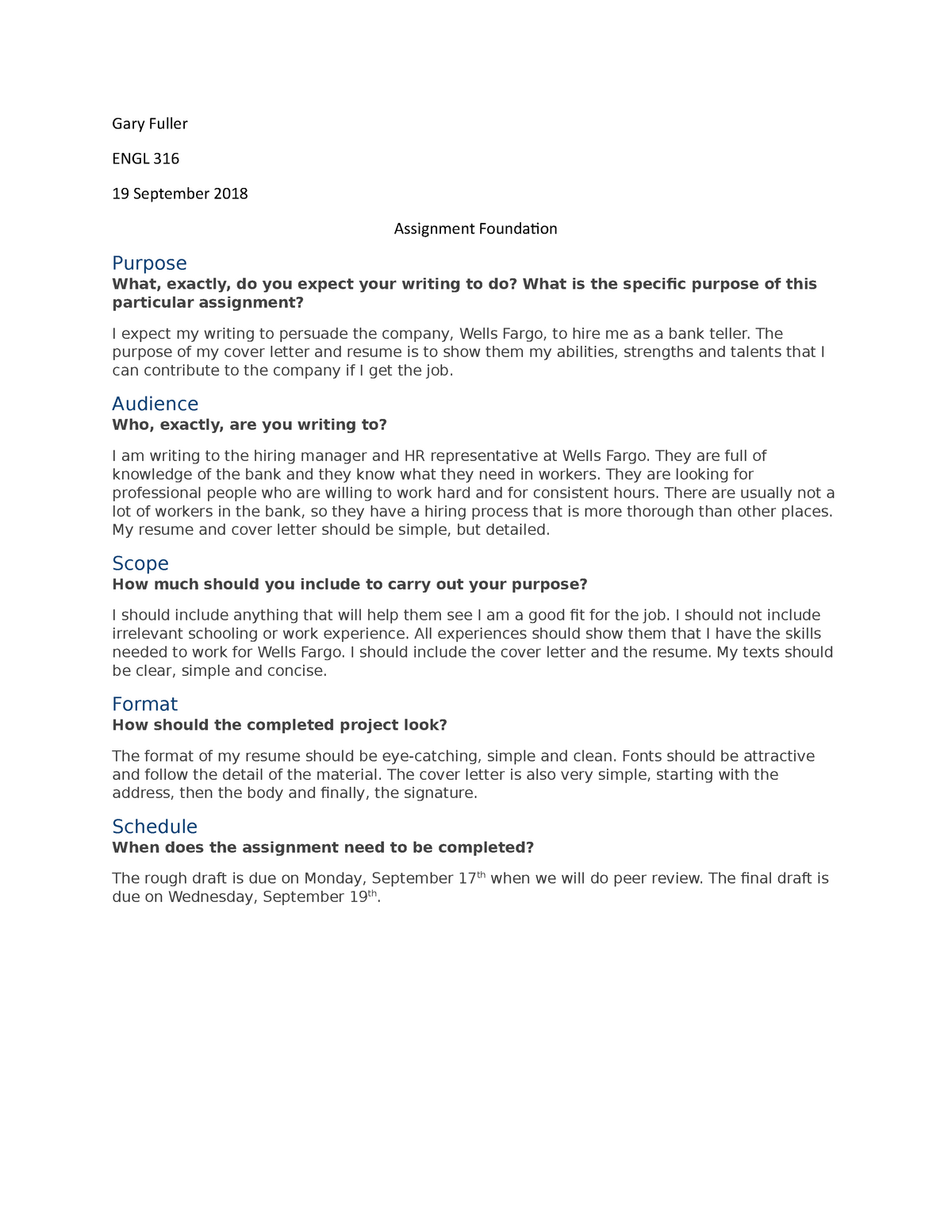 316 Resume and Cover Letter AF - ENGL 316: Honors Technical ...