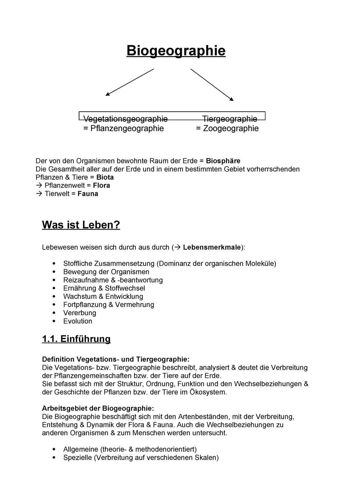 Definition von absoluter Datierung in der Biologie