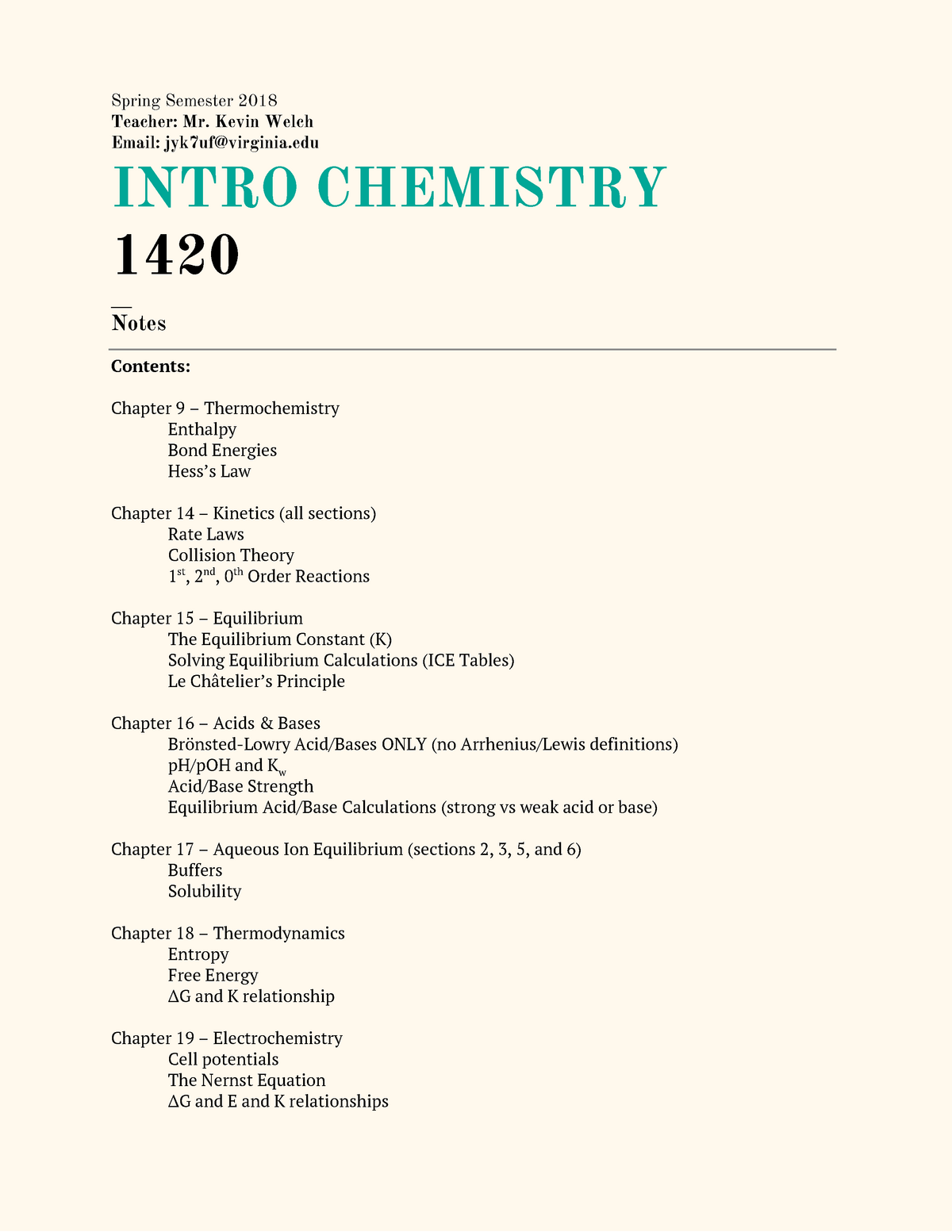 Summary Chemistry Structure And Properties 19 May 2018 Studocu
