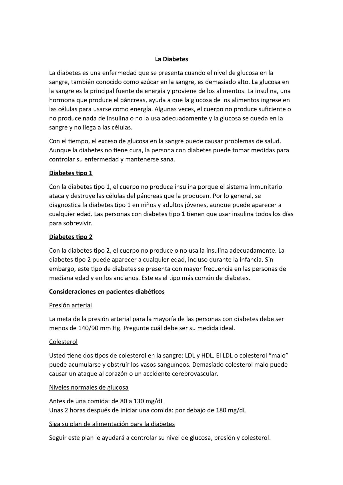 sistema inmunitario para diabetes tipo 1
