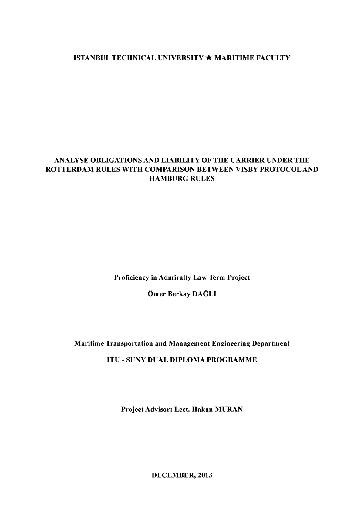 Analyse Obligations And Liability Of The - Commercial Law