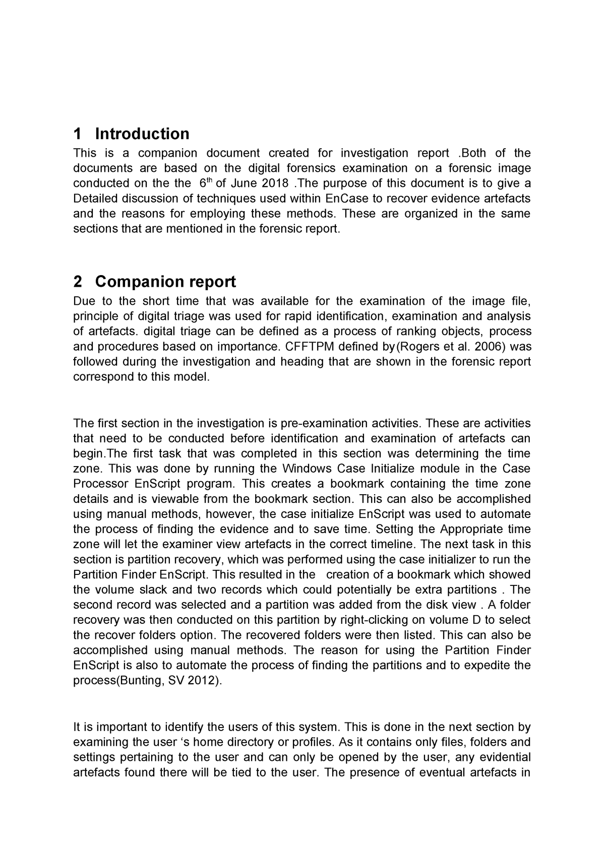 Companion Comp 3071 Digital Forensics Essentials Unisa Studocu