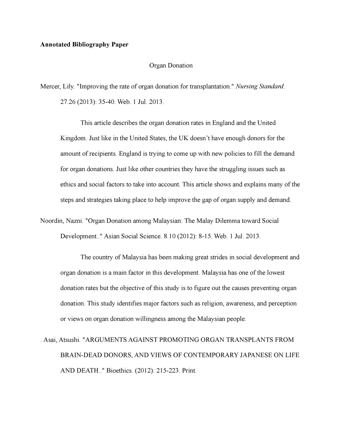 Example Of English Essay  Essay Writing Topics For High School Students also Essay About Learning English Language English Essay Annotated Bibliography  Engl   The Newspaper Essay