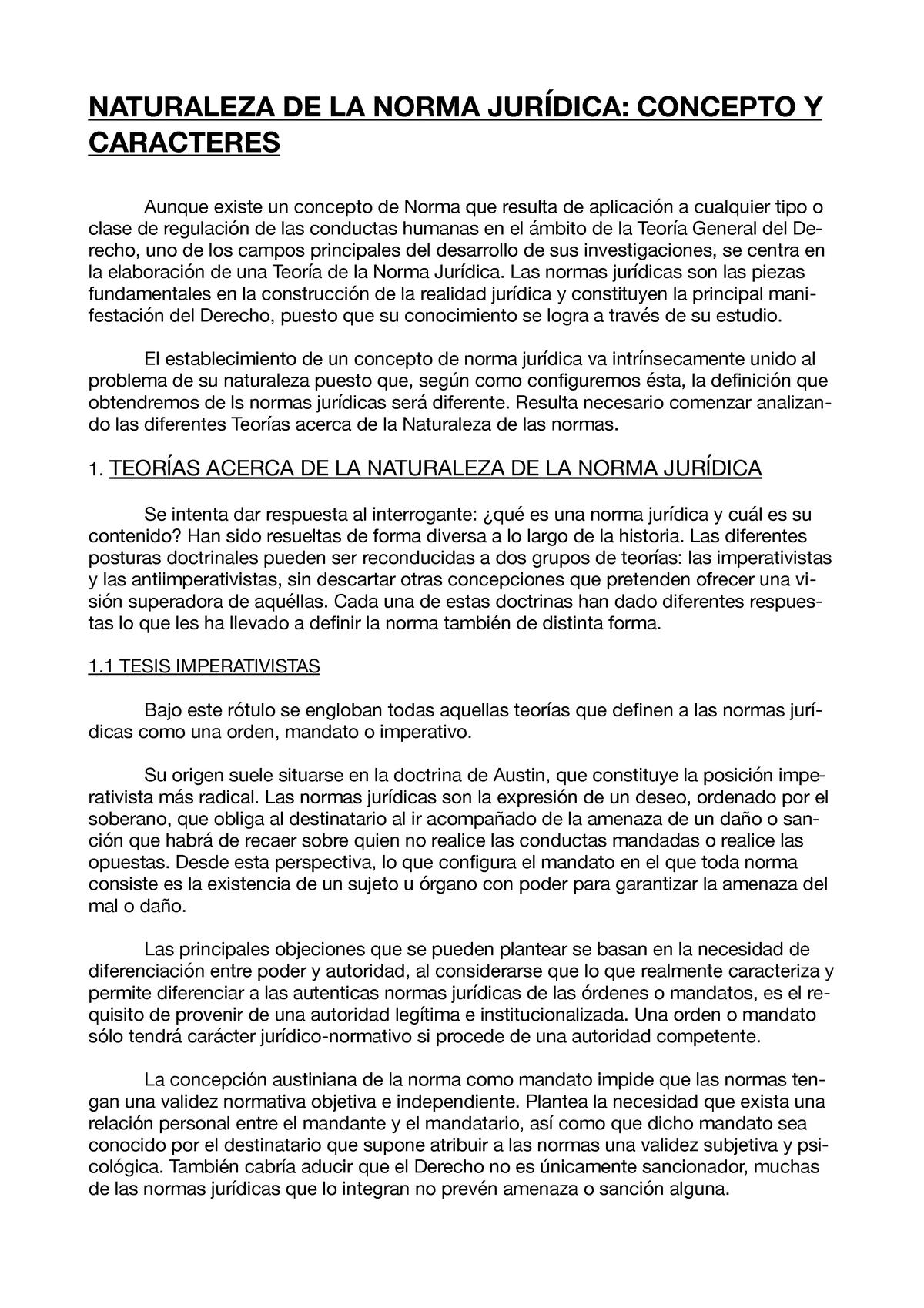 Resumen Del Capítulo 6 Teoría Del Derecho 66021021 Uned
