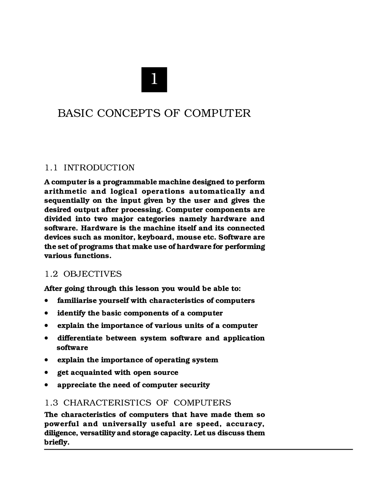 Computer applications - Public administration pa 2204 - StuDocu
