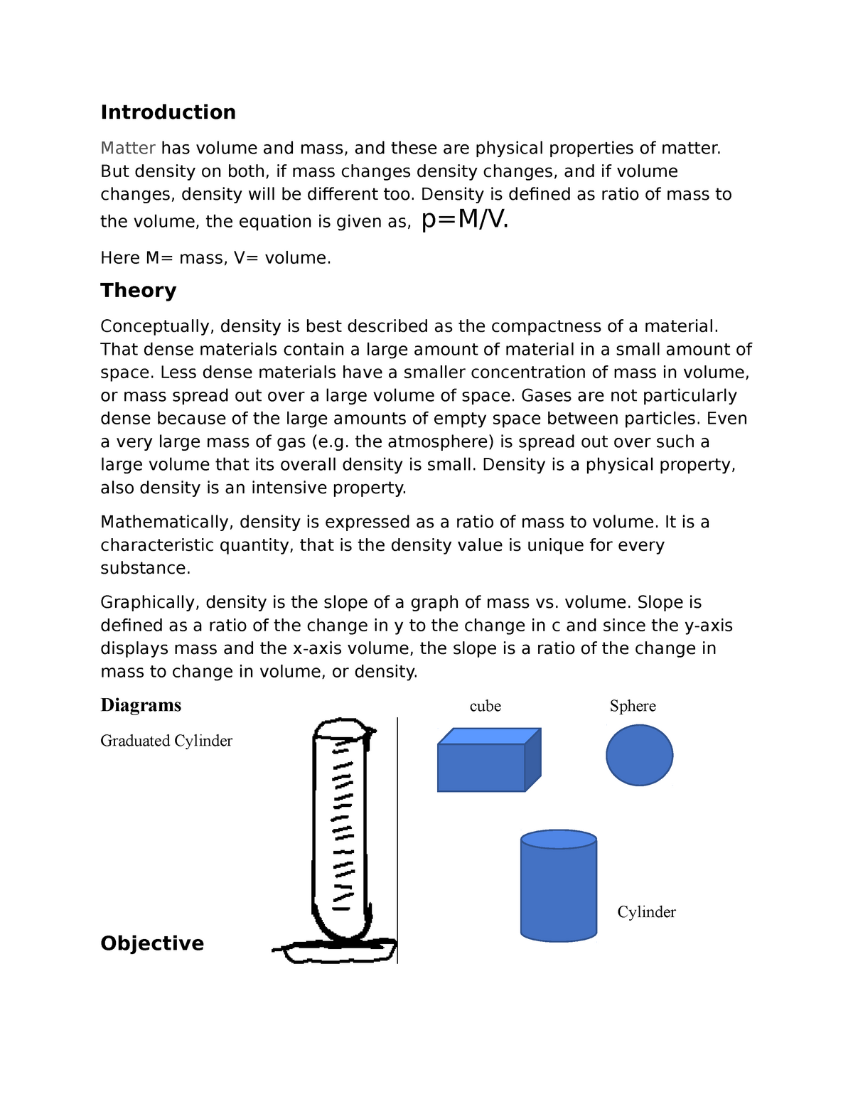 property: Physical Property Of Matter Definition