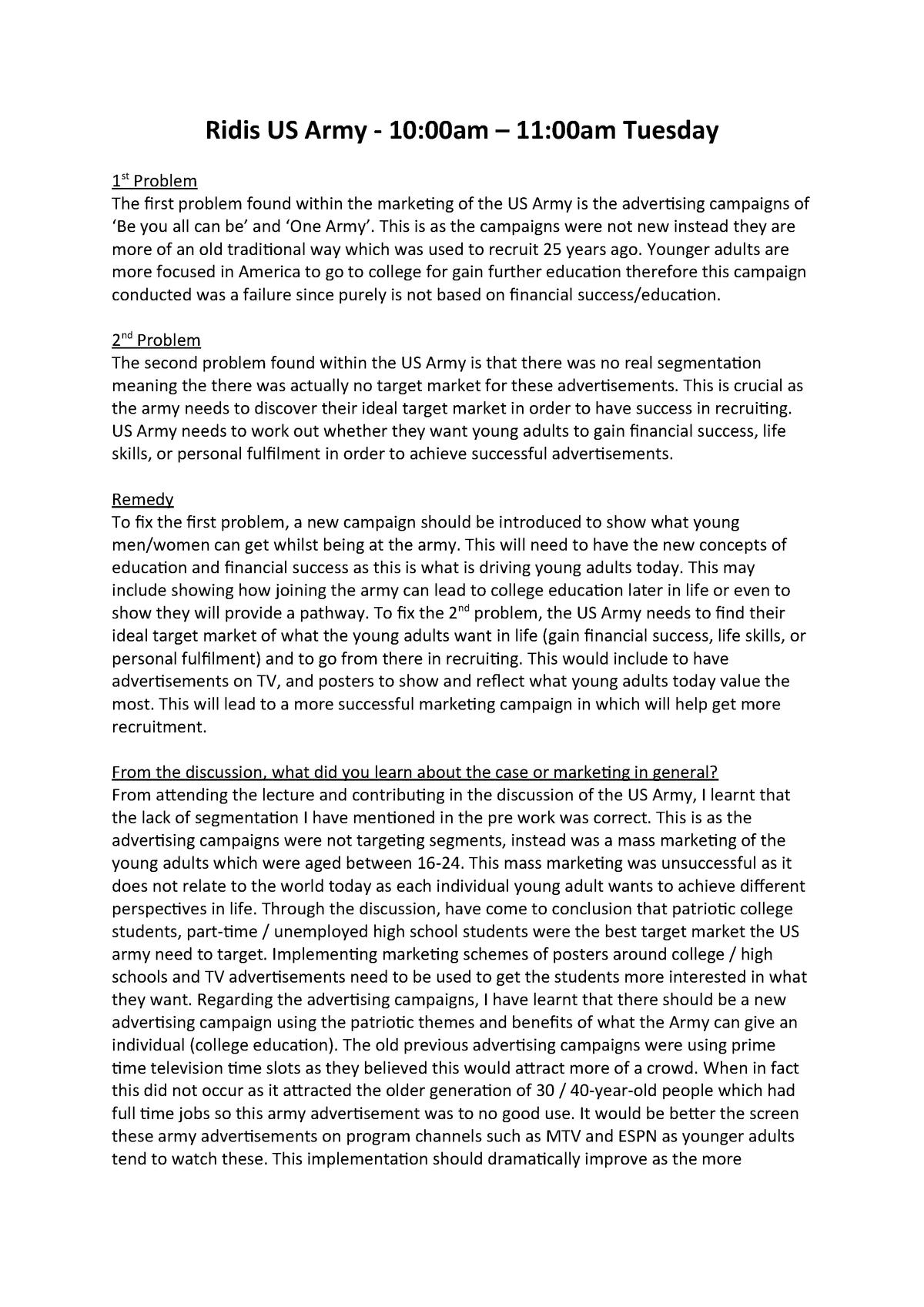 Best study abroad essays