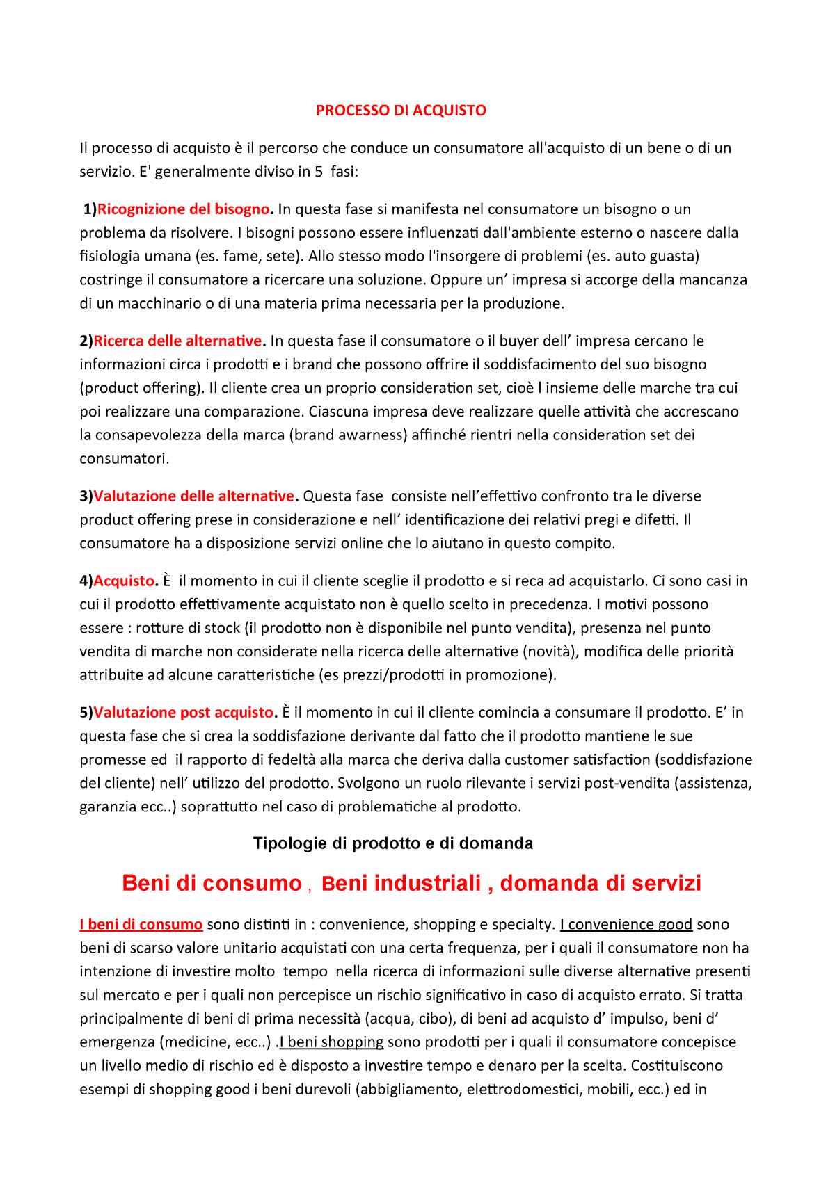 a3f0e303ec672f Marketing Economia Unipg - Marketing - StuDocu